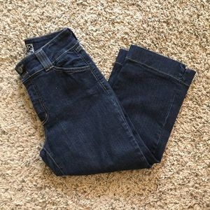 NYDJ Crop Jean size 4!